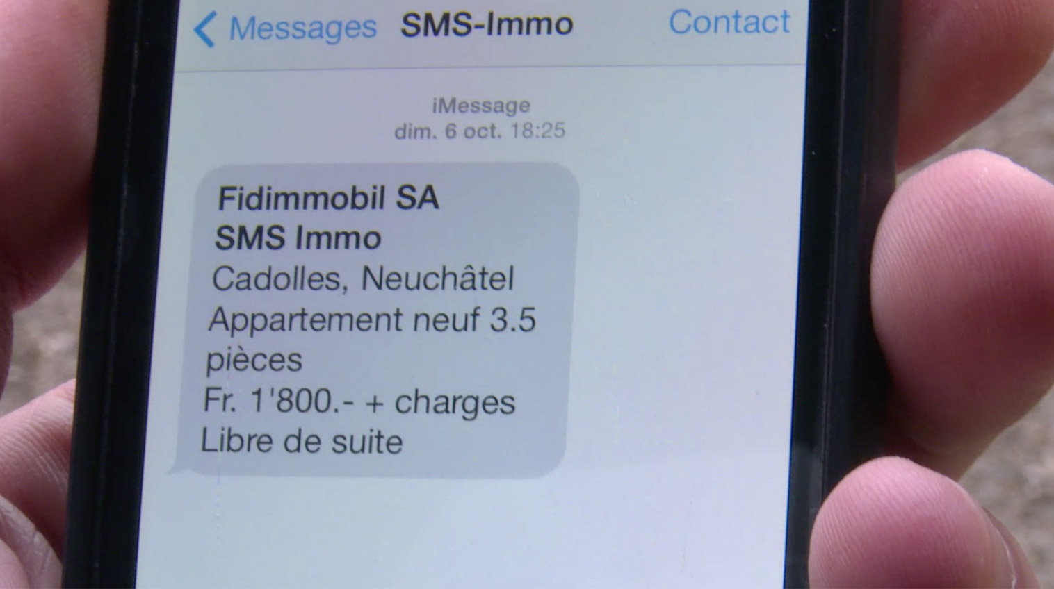 SMS-Immo